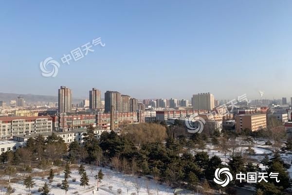 内蒙古周末雪又至 局地有暴雪