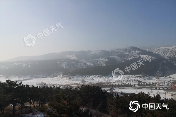 """未来三天内蒙古气温回升局地仍有小雪在""""捣乱"""""""