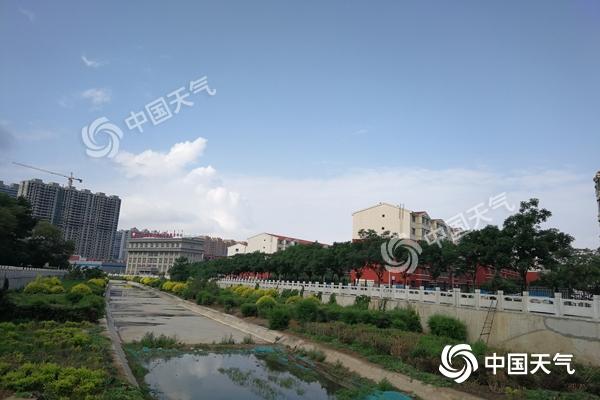 """内蒙古今日雨水仍""""在线"""" 乌兰察布市等地有中雨"""