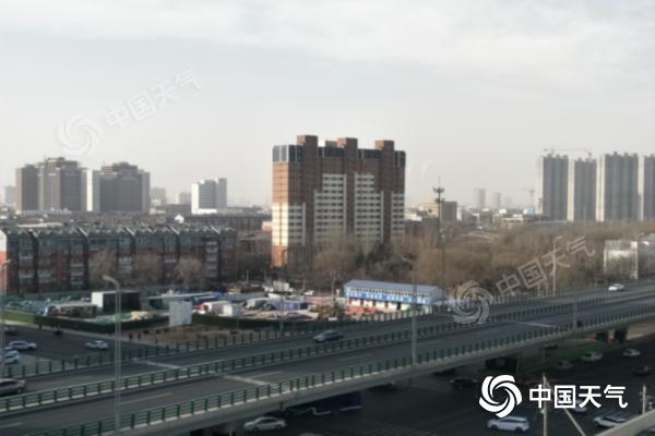 内蒙古今起升温止步  风雪降温回归