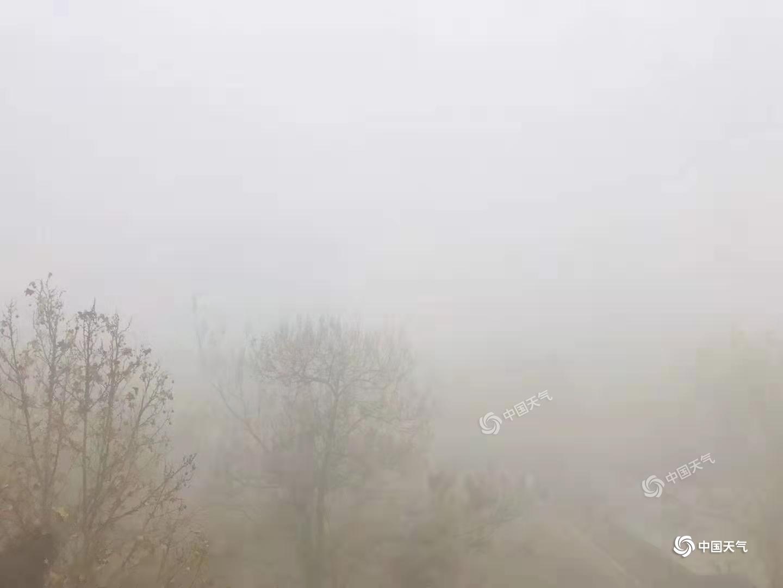 山东今明两天空气污染气象条件差