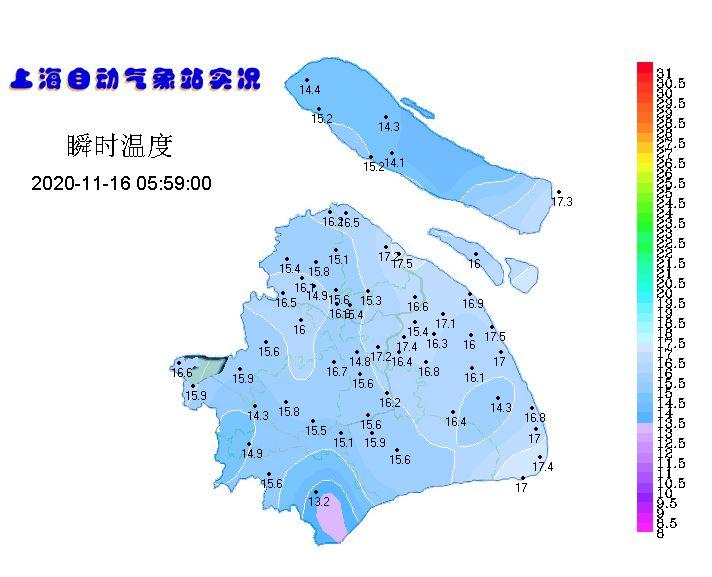 本周天气来啦:雨水报到 气温起伏大