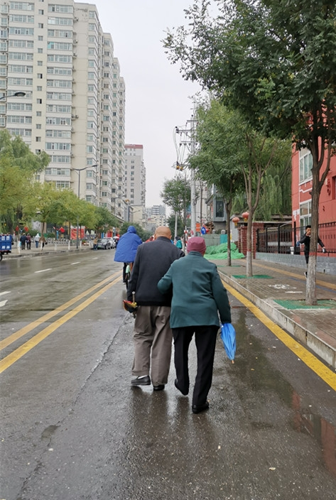 未来两三天山西部分地区仍有降水