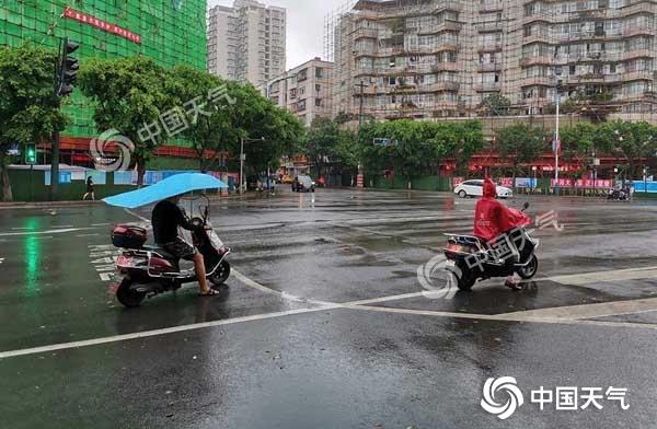 宜宾发布山洪地质灾害气象风险橙色预警