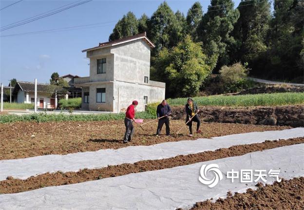 广元市即将迎来一波降雨天气,助力春耕春种