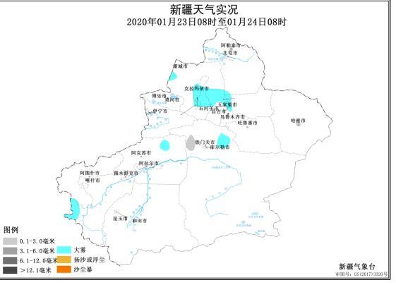 春运气象服务专报(17)