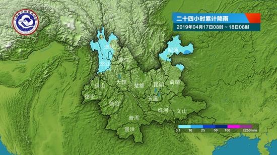 近期云南大部地区高温少雨  昨天元江气温突破40.2℃为当地今年新高