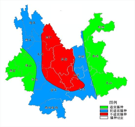 滇中以西降水持续偏少 积极抗旱