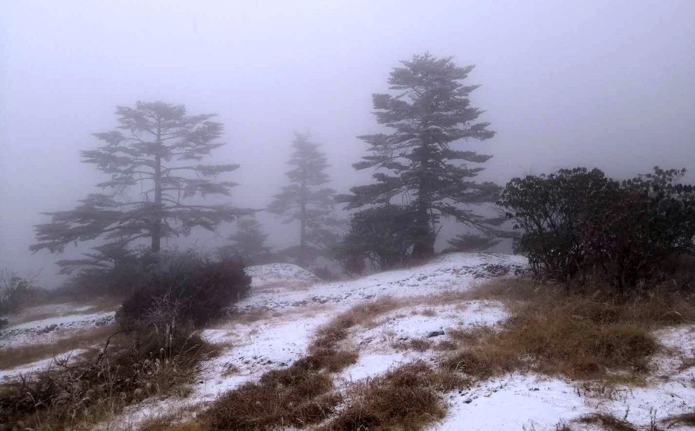 明天云南省大部地区无降水 早晨易有雾