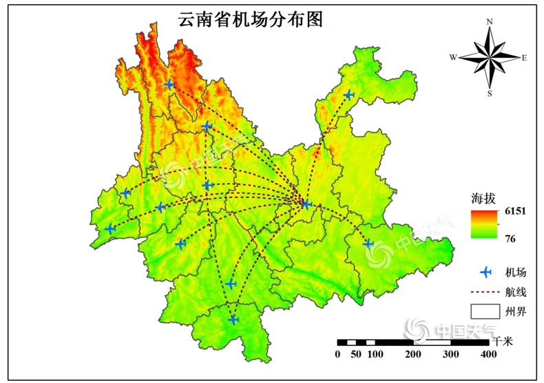 云南春节各旅游路线的天气怎么样?看这一篇就够了~