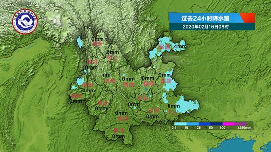 气温剧降!明日云南中东部雨雪交加~请务必做好保