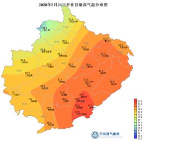 衢州开化:处暑已经过了,出暑还会远吗?
