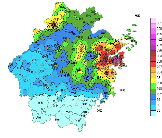 2012年7月20日黄历_2012年浙江省气候公报 - 气候变化 -中国天气网