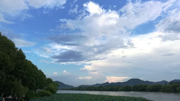 乌云过后就是蓝天