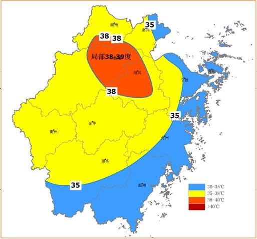 浙江周边海岛地图分布图
