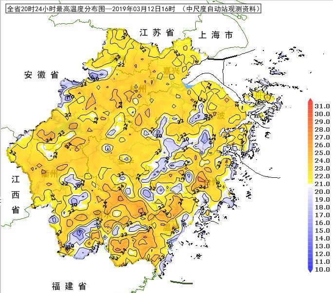 天气回暖,省内不少地区官宣入春!