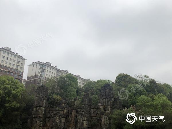 今天湘北天氣短暫好轉 明起湖南新一輪降雨來襲