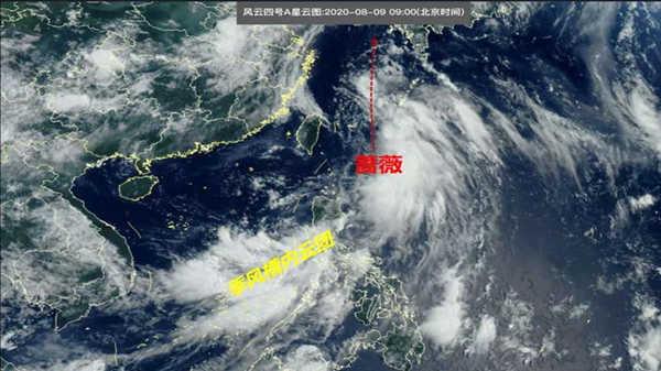 """下周北方将现成片暴雨 台风""""蔷薇""""能让华南降温吗"""