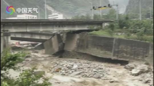 四川汶川暴雨灾害已至7人遇难 今明仍有大暴雨