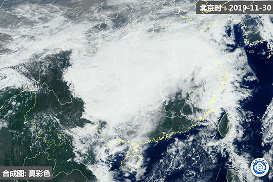 江南等地阴雨连连已开启入冬进程