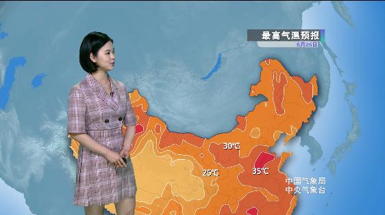 北方高温消退 广东等地强降雨持续