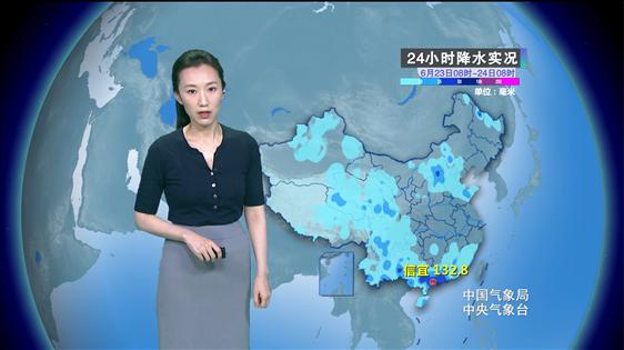 6月24日天气预报 南方新一轮大范围强降水即将开启