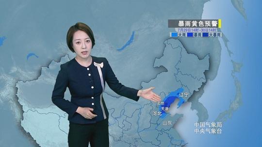 华北东北等地有强降雨 高温天气不断蔓延