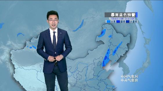 东北 华北等地加入强降水行列