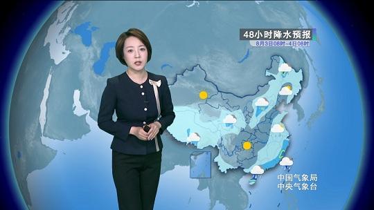 华东华南沿海多雨 高温持续发力