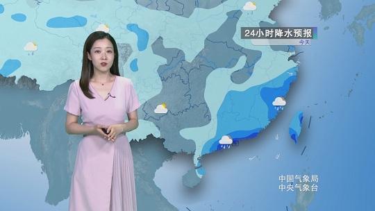 华南沿海有强风雨天气 南方多地高温难耐