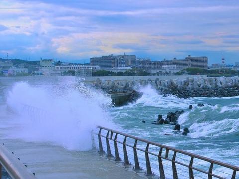 台风的发展受啥控制