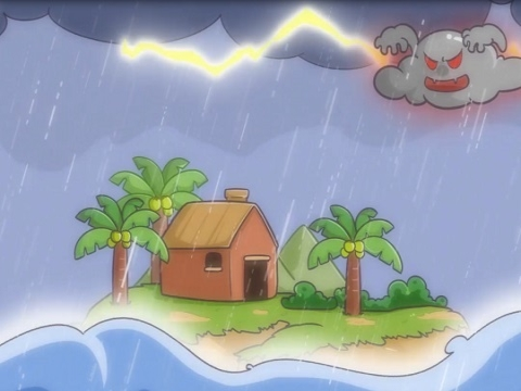 气象小知识 科学防御暴雨