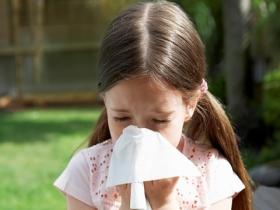 天冷时捂鼻有助预防感冒