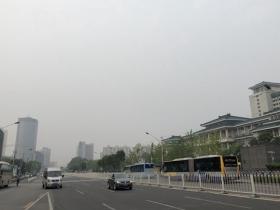 今日至周末北京体感闷热
