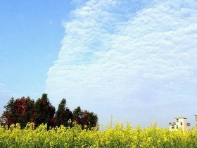 今起三天广东云起雨至 29日夜里起粤北肇庆局地有强对流