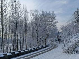 吉林今起雨雪大幕拉开 东部雪量较大需防范