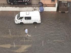 关注淮河流域汛情!江苏强降雨又来 今天多地有大到暴雨