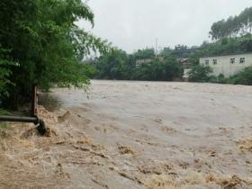 强降雨不停歇!今天安徽局地有大暴雨 警惕巢湖流域汛情变化