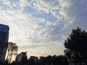 未来三天北京多雷阵雨