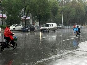 新一股弱冷空气将影响广东 今天韶关清远局部有暴雨