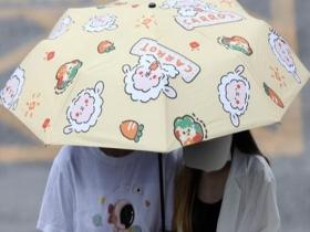 高温要歇息了!广东自北向南将有强降雨 明起高温逐渐缓解