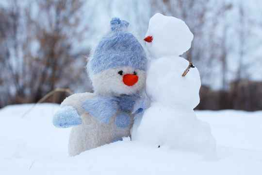 节气365:大雪节气 你需要一条围巾