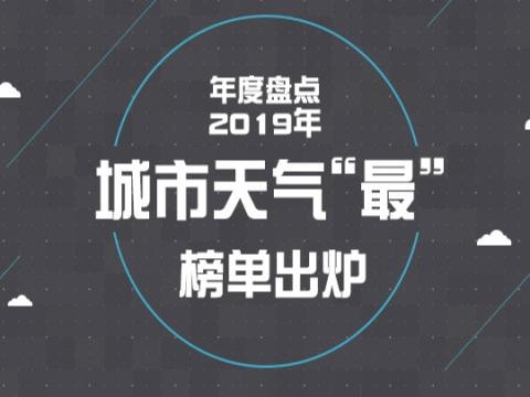 2019天气大事件,rap听一听!