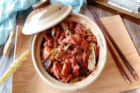四季小厨:处暑就要这么吃! 狂推腐竹焖鸭
