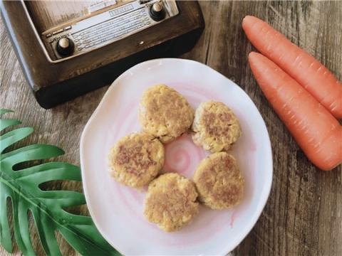 夏秋之交的应季美食——香煎藕饼